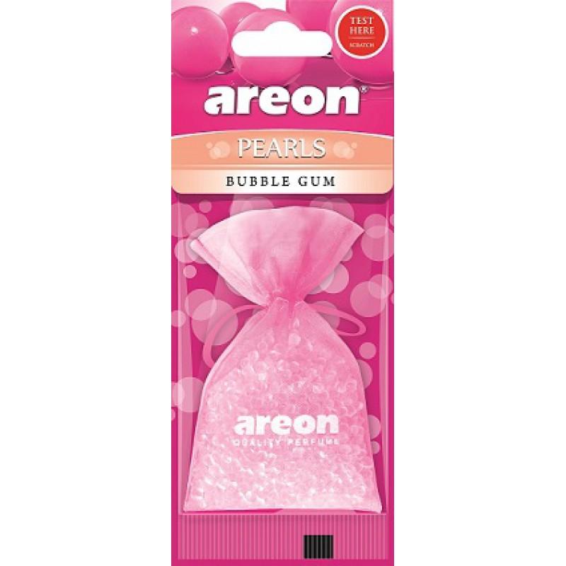 Areon Pearls illatosító, Bubble Gum