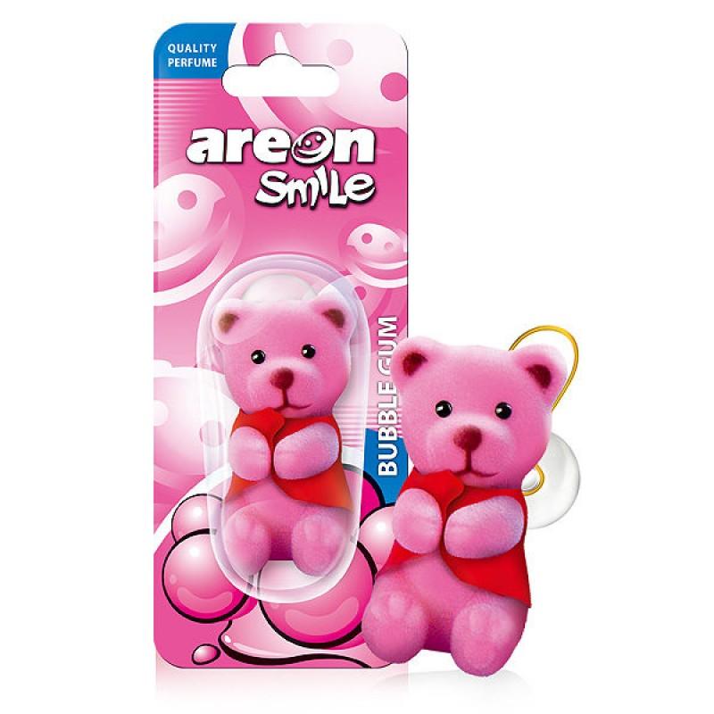Areon Fresh Smile Plüss bubble gum